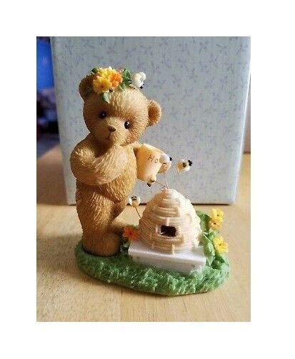 RARE  CHERISHED TEDDIES 2010 CLUB FIGURINE, ADRIANNA, CLUB 2010 EXCLUSIVE, CT1001, HTF NIB 79529f