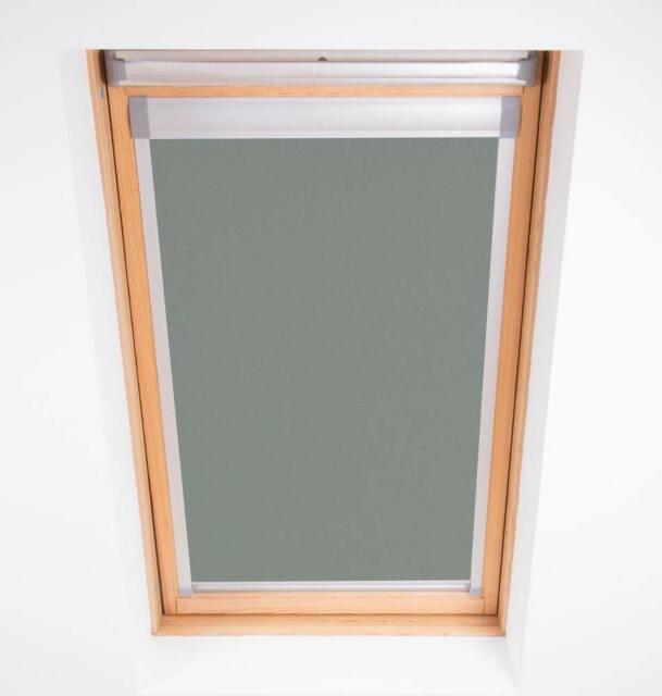 Bloc Skylight Blind 1 (55/78) Fakro Oscurante Per Finestre, Colore: Peltro