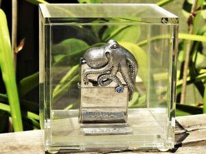 Zippo Lighter - Octopus 3D - Swarovski Crystal - European ...