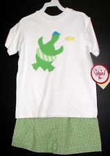 NWT Official Super Mario Luigi /& Friends Short Set Size 8  Too Cool !!