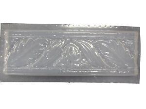 Floral-Leaf-Tile-Trim-Plaque-Concrete-Cement-or-Plaster-Garden-Mold-6048