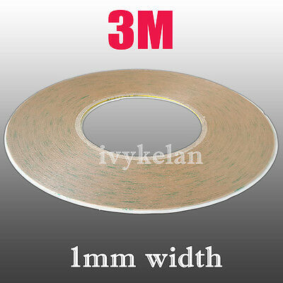 Strong 3M 9495LE Scotch Adhesive Tape for Smartphone Touch Screen LCD Bezel Fix
