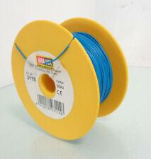 Brawa 3110-3119 Kabel Litze 0,14 mm² 100-m-Spule Farben selber aussuchen NEU