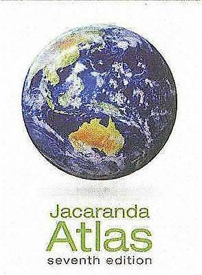 1 of 1 - Jacaranda Atlas Seventh Edition