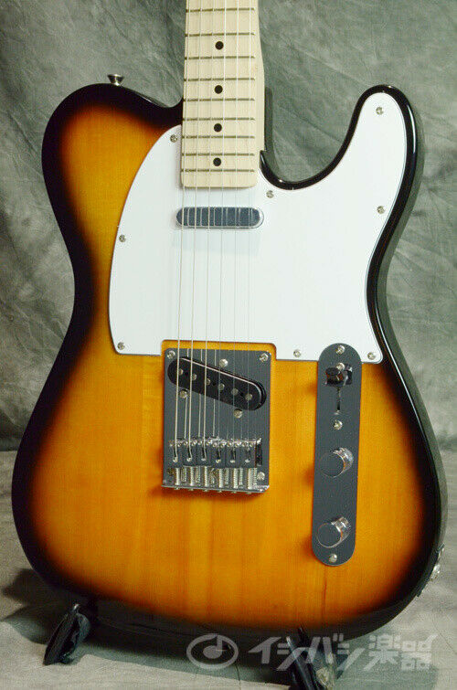 Squier by Fender Affinity Series Telecaster 2-Tone Sunburst Maple rare EMS F S
