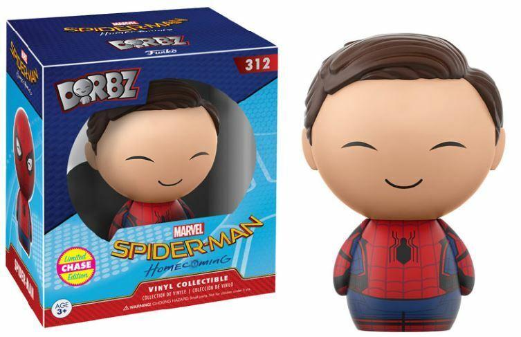 Funko Dorbz 312 Marvel Spider-Man 13747 Spider-Man Chase
