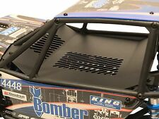 Aluminum Interior Panel for Axial Racing RR10 Bomber Black AX31328