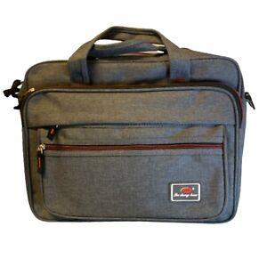 Men-039-s-Laptop-Bag-Messenger-Briefcase-Work-Travel-Office-Document-Shoulder-Bag