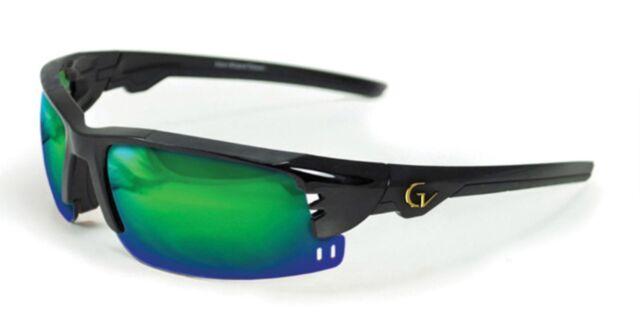64dab4592d2 Maxx HD Sunglasses mirrored black driving gold vision  5 shatterproof A1