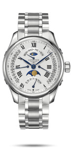 LONGINES MASTER COLLECTION 44MM AUTOMATIC RETROGRADE MOON PHASE