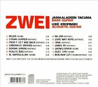 Zwei [Slipcase] by Jamaaladeen Tacuma/Uwe Kropinski (CD, Nov-2010, Jazzwerkstatt)