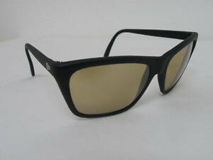96dc8d386fe New Vintage B L Ray Ban Cats 3000 Matte Black RB-50 General W0637 ...