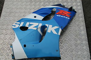 SUZUKI-GSXR600-GSXR-600-SRAD-RIGHT-FAIRING-PANEL