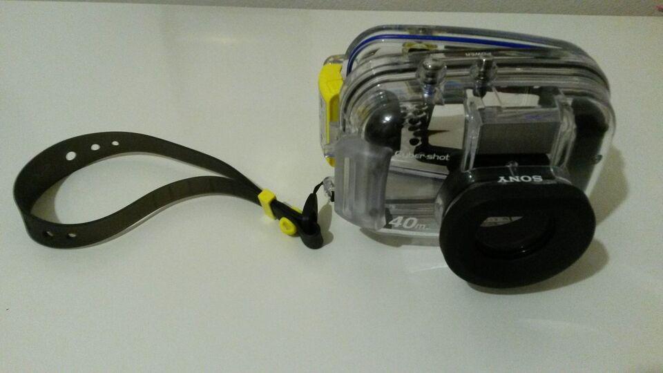 Dykkerhus, Sony, DSC-W5