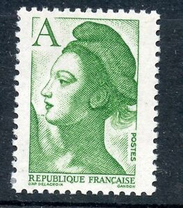 STAMP-TIMBRE-FRANCE-NEUF-N-2423-LIBERTE-AVEC-LETTRE-A