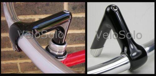 Zenith GRAN COMPE QUILL STEM 25.4 26.0 x 60 80 100 fixed handlebar bar polished