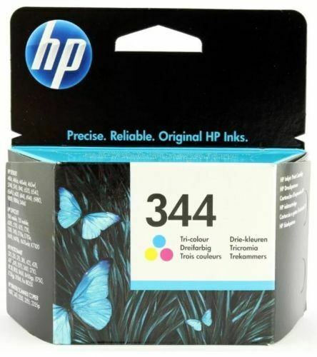 GENUINE AUTHENTIC HP HEWLETT PACKARD HP 344 C9363EE COLOUR INK CARTRIDGE