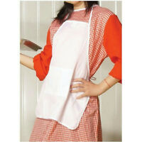 White Chef Apron (kids) Size 12