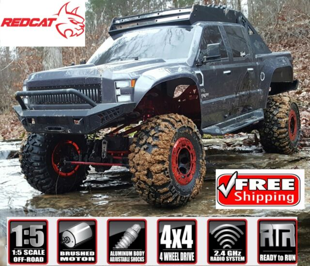 Redcat Racing Bumper for Truck only Remote & App Controlled ...