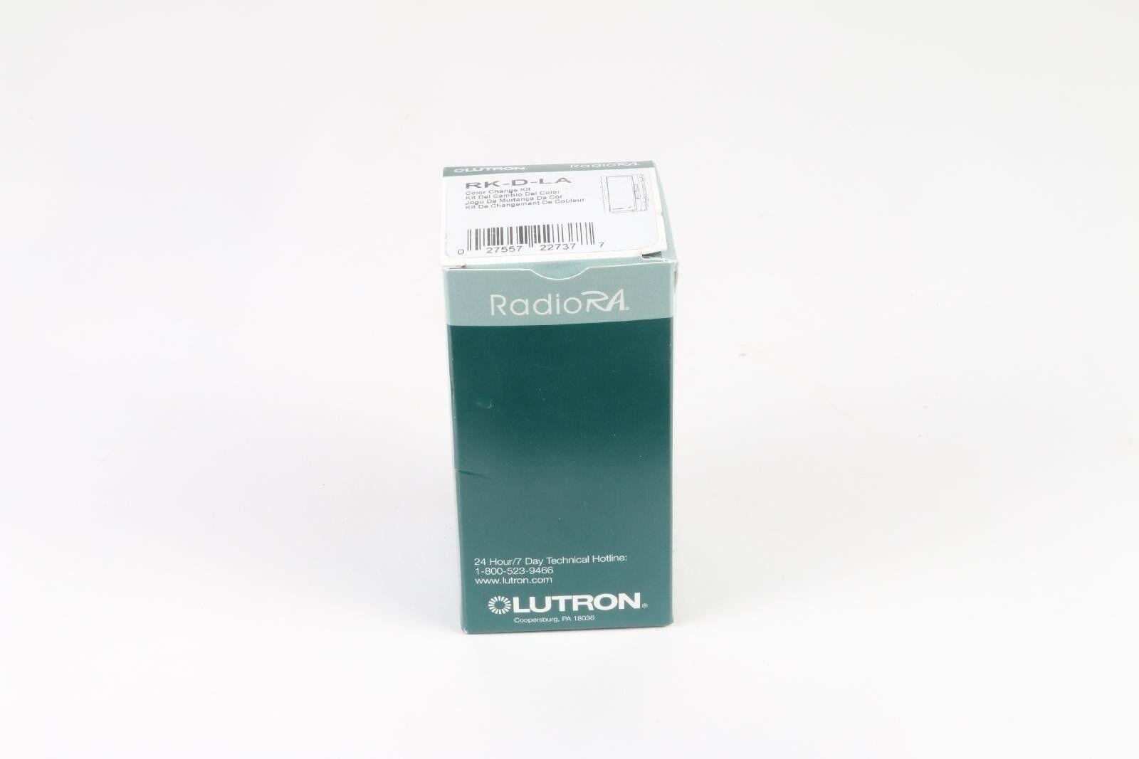 Lutron Rk-d-la Dimmer Color Change Kit for RadioRA 2 Homeworks QS ...
