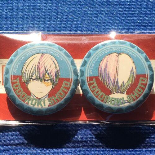 Boku No Hero Academia peut insigne 2 types ensembles BC Ltd izuku bakugo ochako Sui