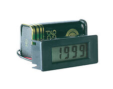 PeakTech LDP-335 3½-stellig, LCD, 8 mm Ziffernhöhe/cipher height, 200 mV DC