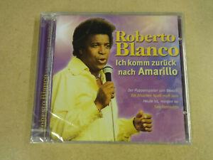 CD / ROBERTO BLANCO - ICH KOMM ZURUCK NACH AMARILLO