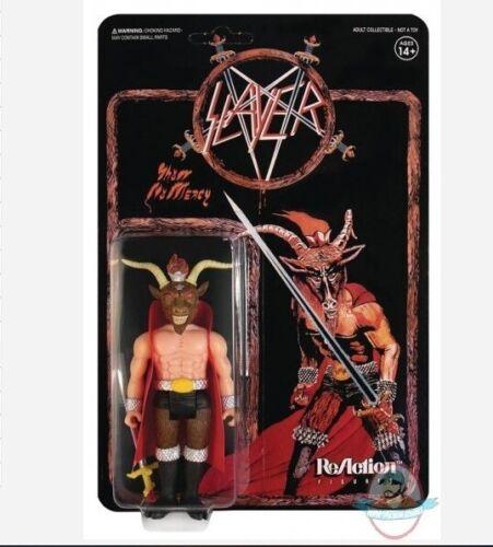 Slayer Minotaur ReAction Figure Super 7