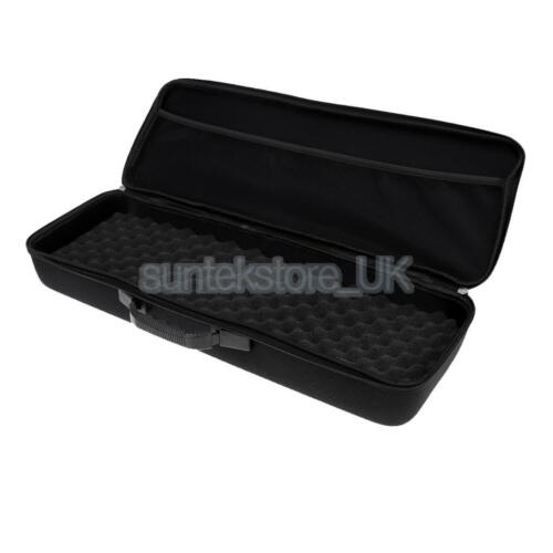 Fishing Rod and Reel Storage Bag Travel Carry Case Fishing Pole Tackle Case