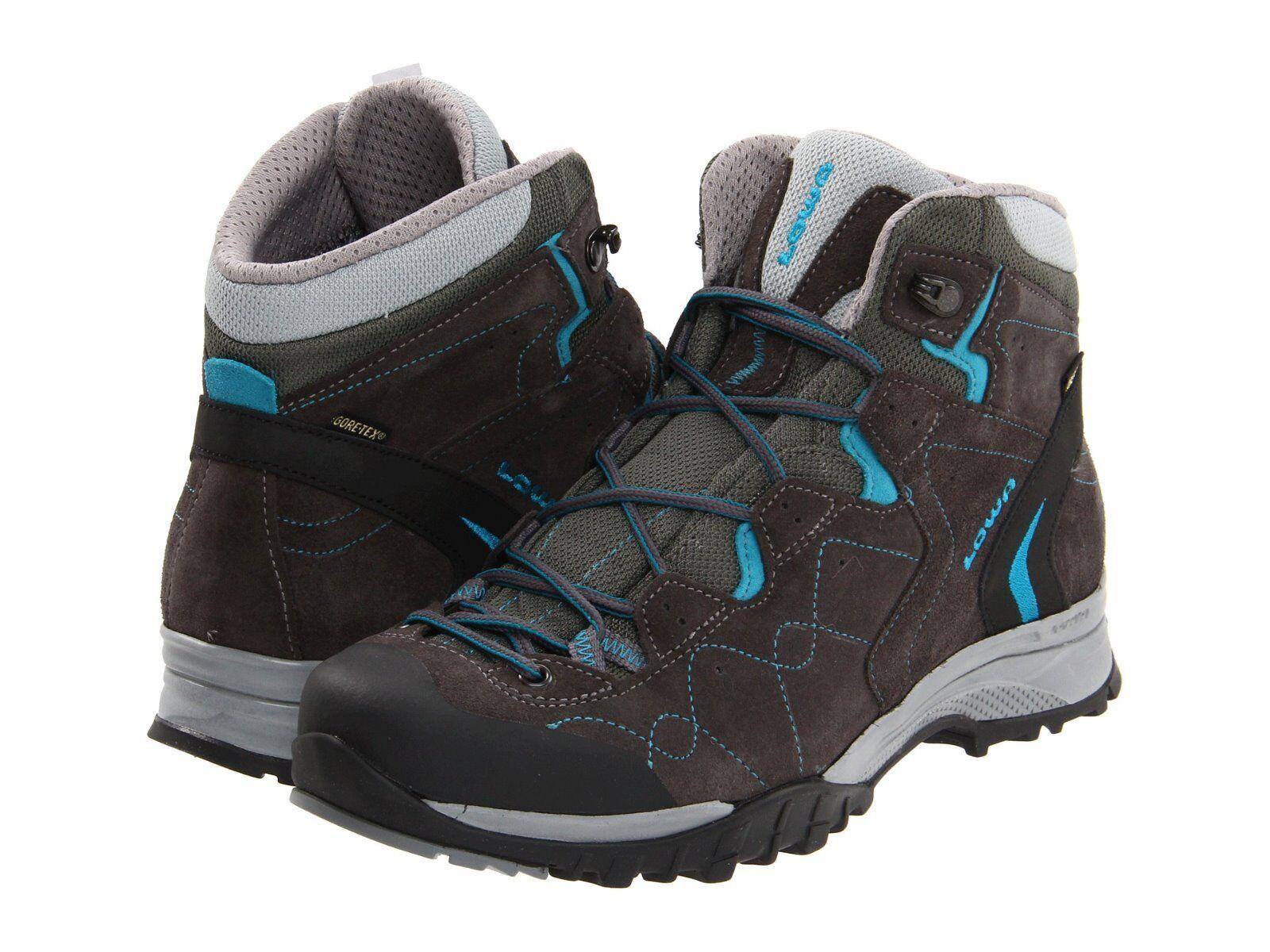 NIB  LWA FOCUS GTX QC WS Hiking Trail Trail Trail Vattensäker SZ 9.5 Kvinnor Ny L16 -001,2  70% rabatt