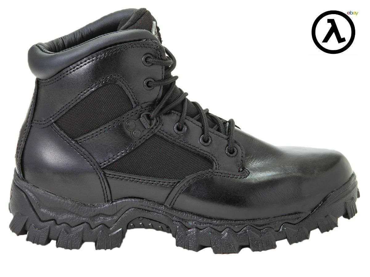 ROCKY ALPHAFORCE COMPOSITE botas De Trabajo Puntera Impermeable 6167-todos Los Tamaños-Nuevo