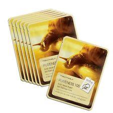 TONYMOLY Pureness 100 Snail Mask 7 Sheets -=USA Seller=-