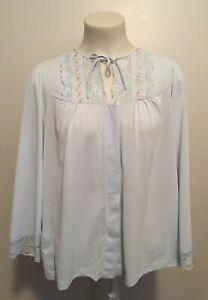 Vintage-Shadowline-Lingerie-VintGe-Nylon-Nightie-Vintage-Pajama-Top
