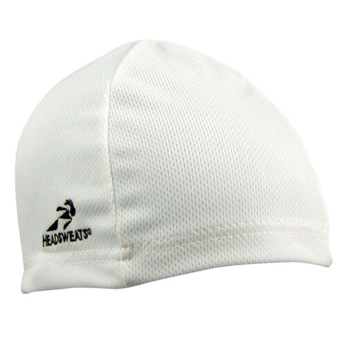 Headsweats Skull Cap Coolmax Clothing H//s Skullcap White 14