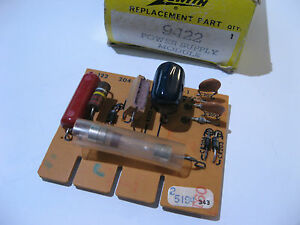 9-122-Zenith-Replacement-Part-Power-Supply-Module-Television-TV-NOS-Vintage