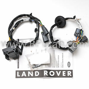 land rover lr3 tow hitch trailer wiring wire harness ... rover wiring harness #10