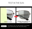 Mens-Photochromic-Sunglasses-Polarized-Transition-Lens-Driving-Fishing-Glasses thumbnail 7