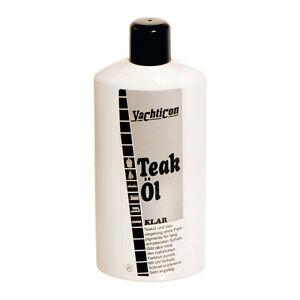 Yachticon Teak Öl Klar Teak Oil & Edelholz Gartenmöbel - Incl ... Gartenmobel Teakholz Teakol