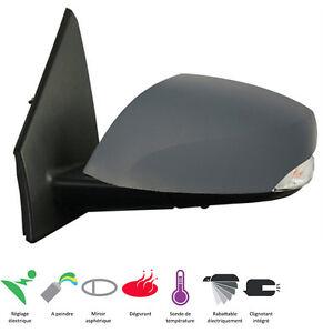 retroviseur renault megane 3 2008 up conducteur rabbatable electrique degivrant ebay. Black Bedroom Furniture Sets. Home Design Ideas