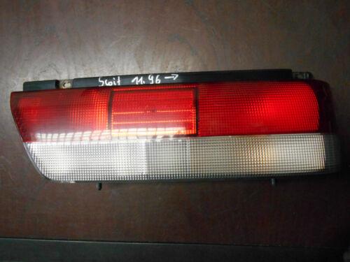 Bj Valeo Queue Lumière Feu Arrière Droit Suzuki Swift 96-05 MA