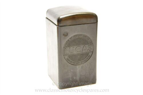 Gran Lucas De Goma Caja de batería-Bsa Bantam