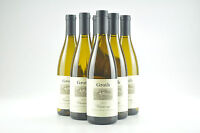 6--bottles 2013 Groth Chardonnay Napa Valley Hillview Vineyard---we-91