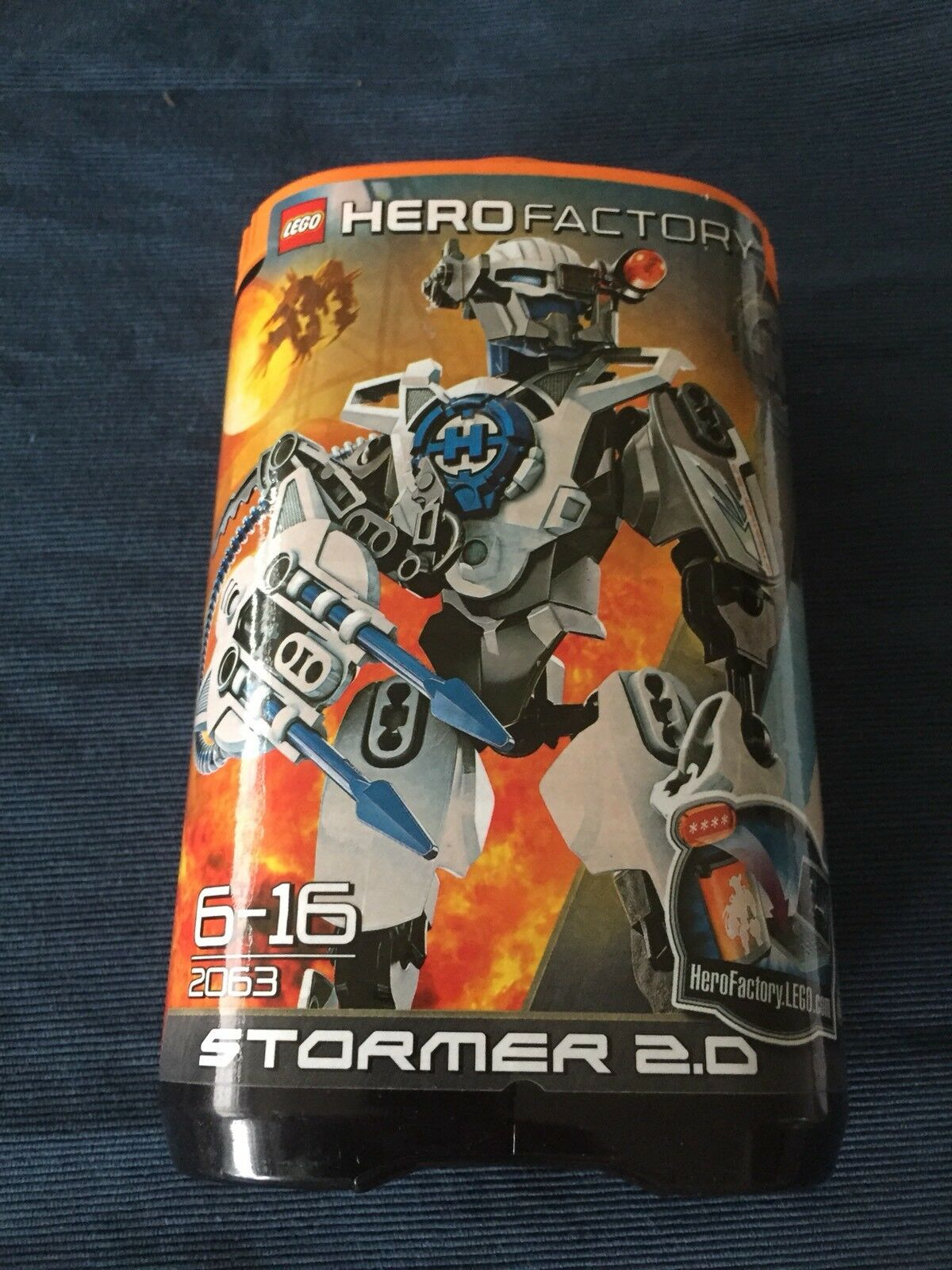 Lego Hero Factory 2063 - Stormer 2.0 NEU&OVP