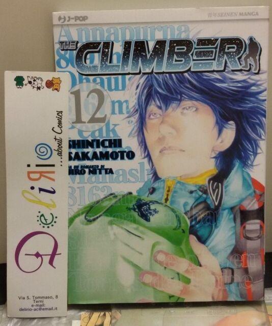 THE CLIMBER N.12 Ed. J-POP SCONTO 5%