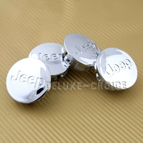 """Set of 4 CENTER CAP HUB RIM LOGO FOR FACTORY ALLOY WHEEL 56mm 2.20/"""" US SELLER"""