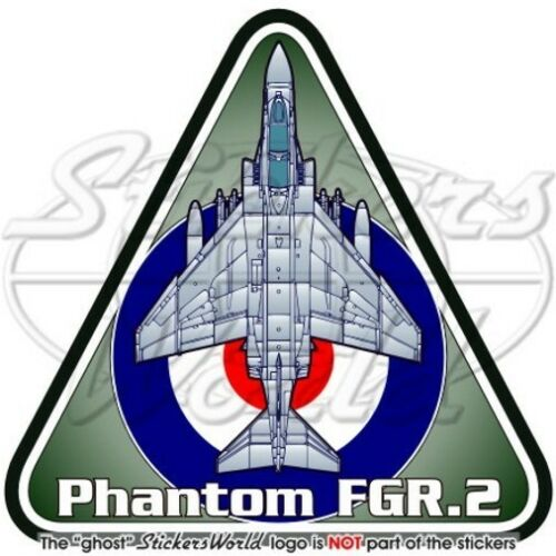 F-4 PHANTOM FGR Mk.2 F-4M RAF FGR2 British Royal AirForce UK Vinyl Sticker Decal