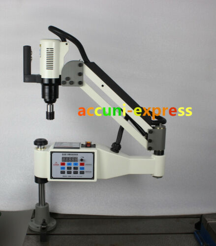 Powerful M3-M16 Vertical Electric Tapping Machine 220V a