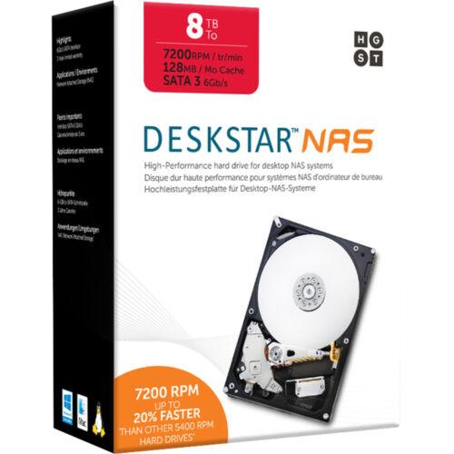 8TB interne Festplatte HGST Deskstar NAS