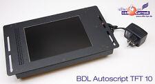 """25.7cm (10.1"""") TFT 10 VIDEO PROMPTER MONITOR BDL AUTOSCRIPT VIDEO  TFT10 AV-0800"""