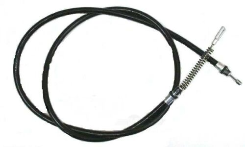 Parking Brake Cable-Stainless Steel Brake Cable Rear Right WorldParts 1651086